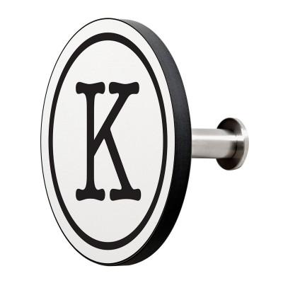 Kleiderhaken Art-Up Letters | K