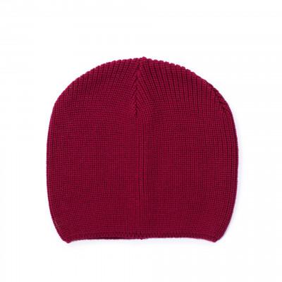 Mütze | Dunkelrot