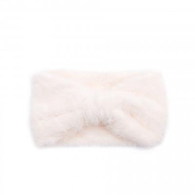 Haarband Schleife | Ecru