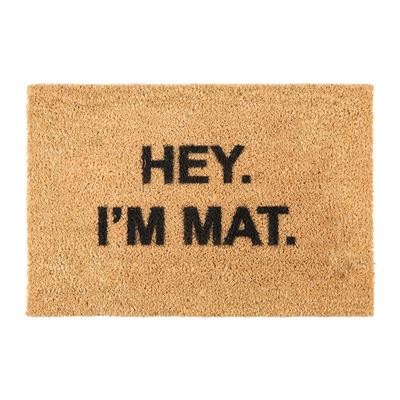 Paillasson | I'm Mat