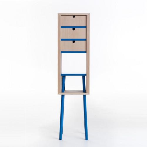 Obi Storage Unit With Drawers