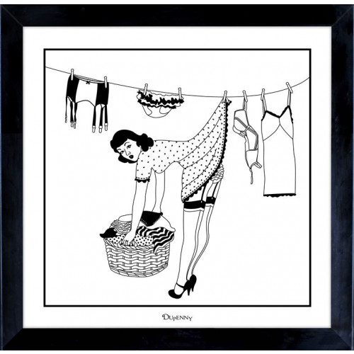 Art Print Peggy