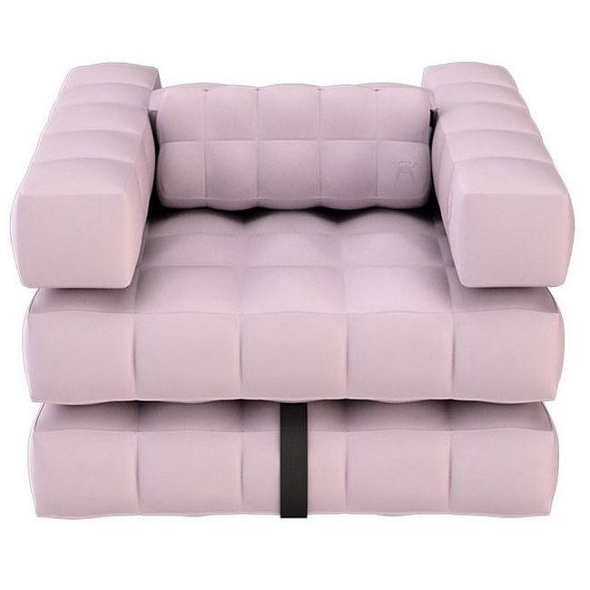 Armchair | Rose Pink