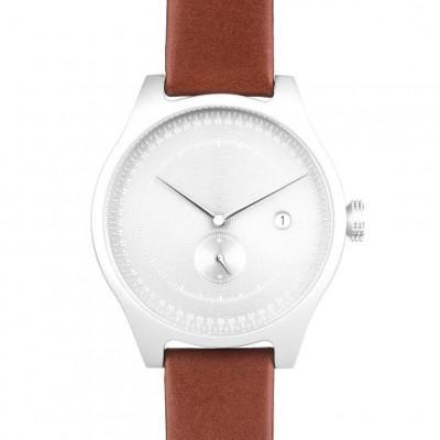Aluminium Watch | Silver & Grey