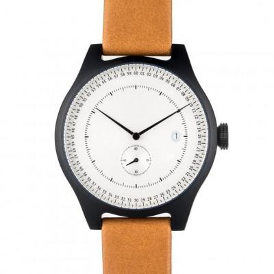 Aluminium Watch | Black & White