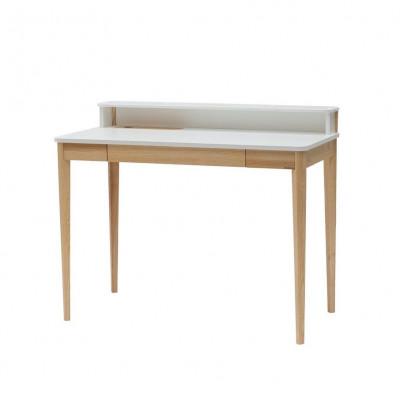 Ashme-Schreibtisch | Weiß