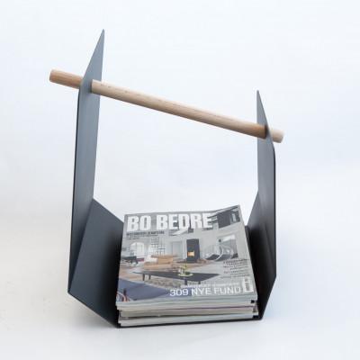 Askja Magazin/Logbuchhalter | Schwarz