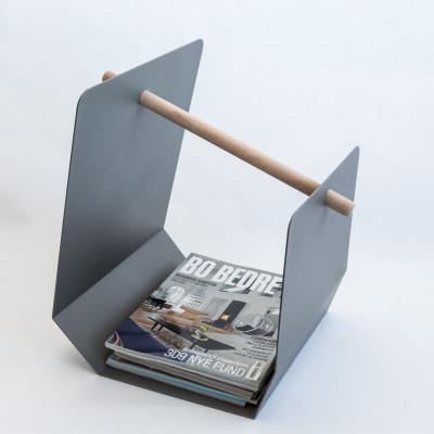 Askja Magazin/Logbuchhalter | Hellgrau
