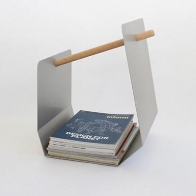 Askja Magazin/Logbuchhalter | Silber