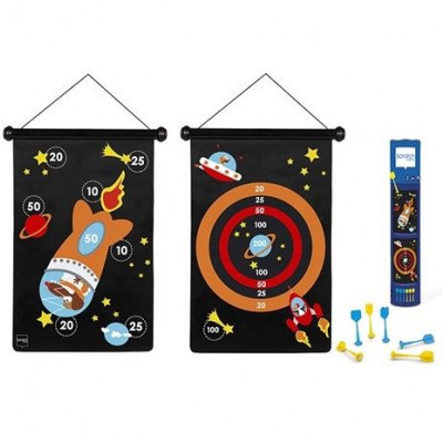 Magnetic Darts Game   Space