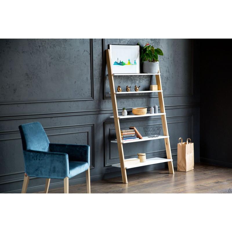 Ladder White Ashme | Large