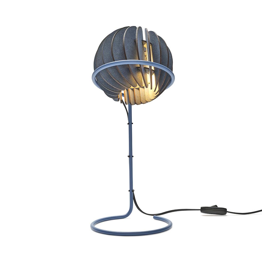 Schreibtischlampe Atmosphäre | Blau