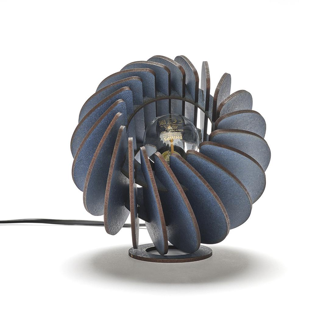 Tischlampe Atmosphäre | Blau