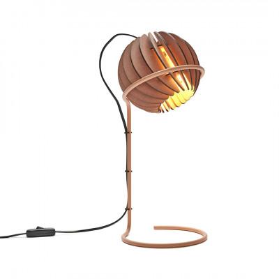 Schreibtischlampen-Atmosphäre | Pink