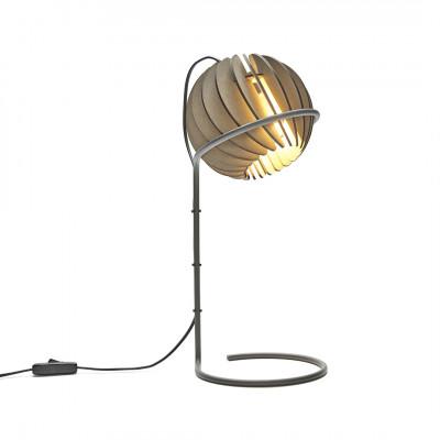 Schreibtischlampe Atmosphäre | Grau