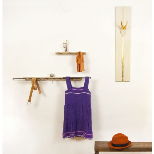 Robok Coat Rack & Shelf Space   Extra Large