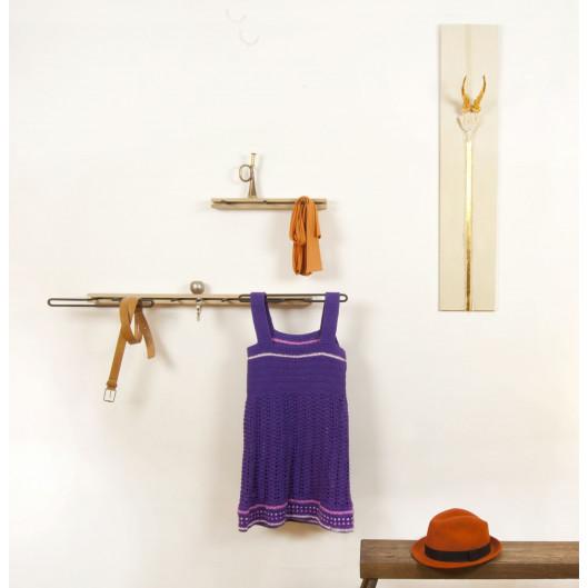 Robok Coat Rack & Shelf Space | Medium