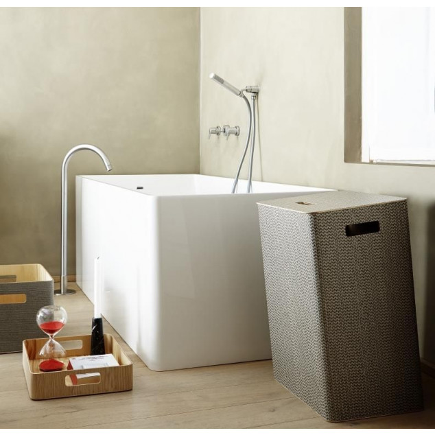 Wooden Laundry Holder | Spina