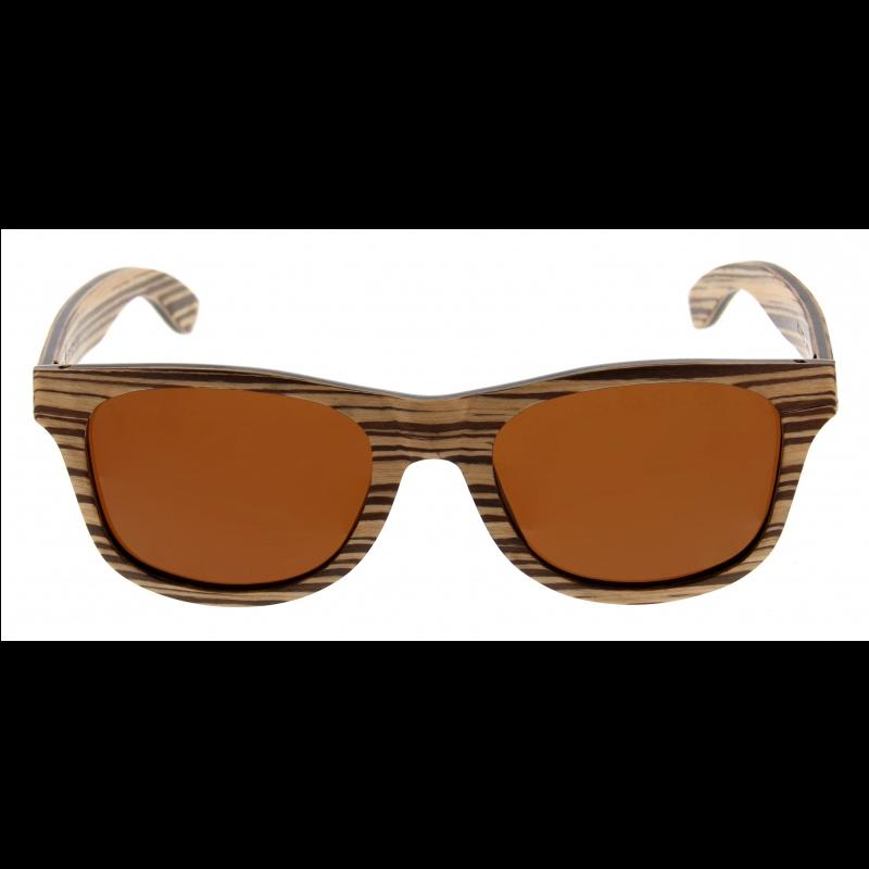 Unisex-Sonnenbrille Atoem   Zebra