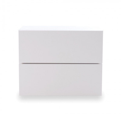 Night Table Aurora | White