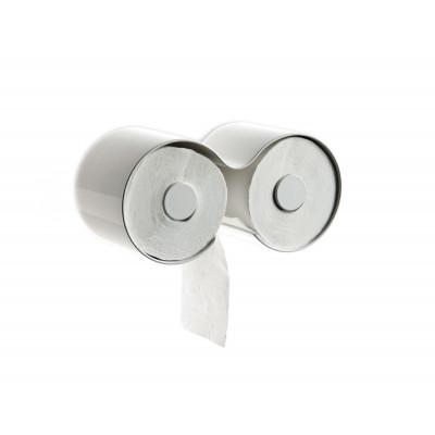 WC-Rollenhalter Kali | Weiß
