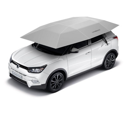 Automatic Car Umbrella | Silver