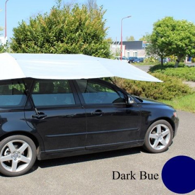 Automatic Car Umbrella | Dark Blue