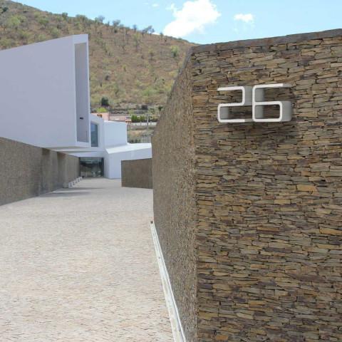 Hausnummer Entrance 4