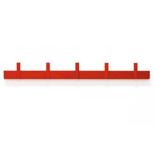 Garderobe Line Up   Groß 70 cm   Rot