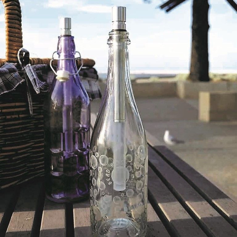Bottlelight Lamp Stick-White BOT03-k
