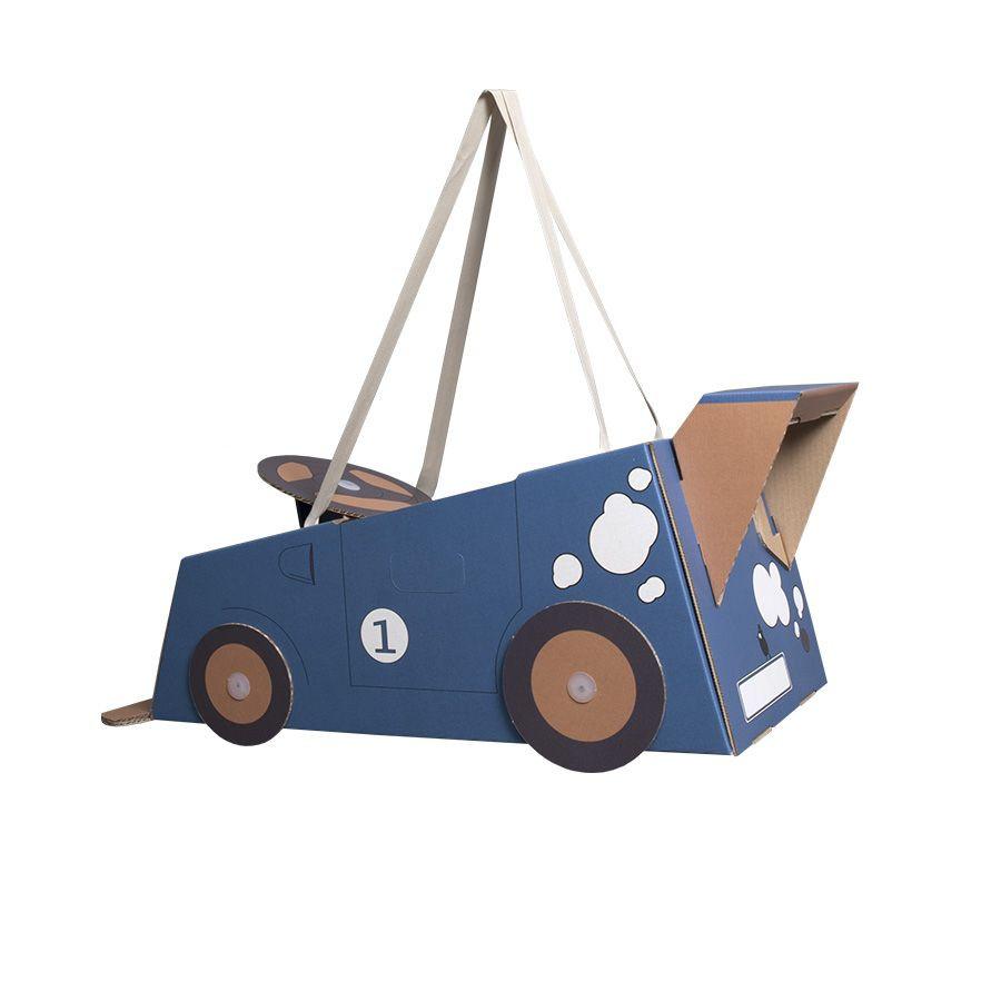 Mister Tody's Car   Blue