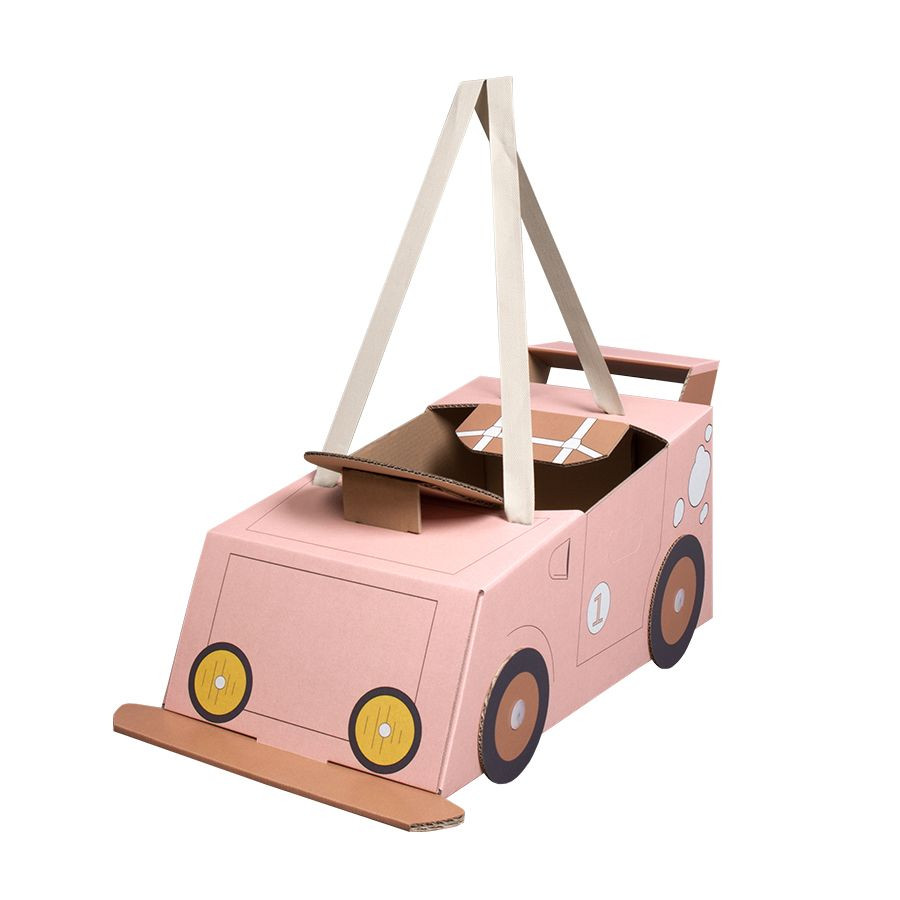 Mister Tody's Car | Pink