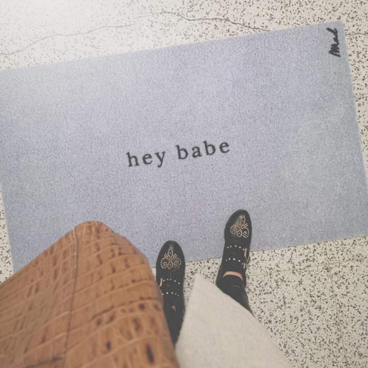 Fußmatte Ava Scraper 67 x 110 cm