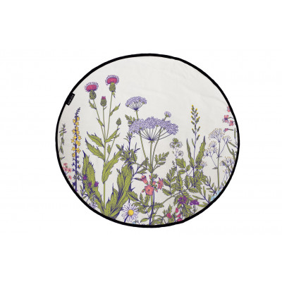 Canvas Rug All Meadow Flowers