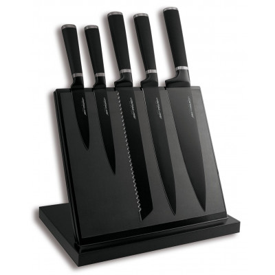 Messerblock Magnetisch mit 5 Messer