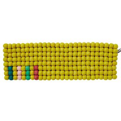 Tischläufer-Zitrone