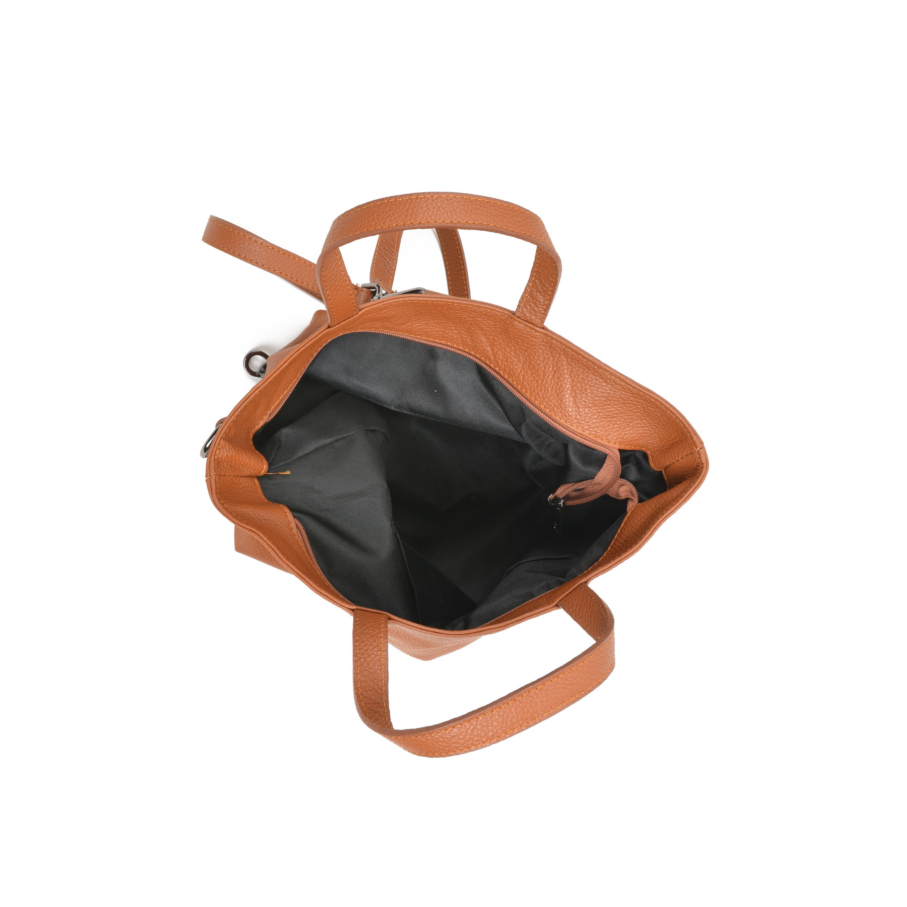 Handtasche Isabella Rhea   Cognac