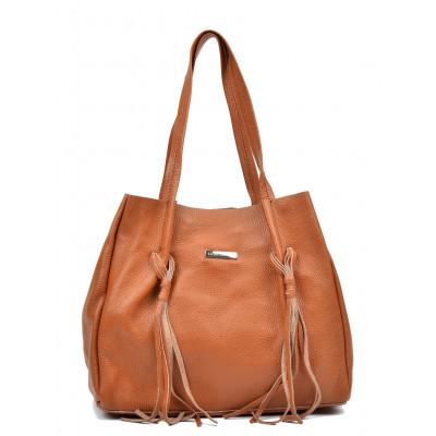 Einkaufstasche N°1165 | Cognac