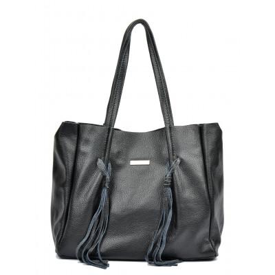 Einkaufstasche N°1165 | Schwarz