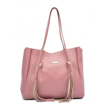 Einkaufstasche N°1165 | Rosa Scuro
