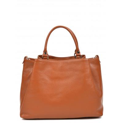 Handtasche N°1536 | Cognac