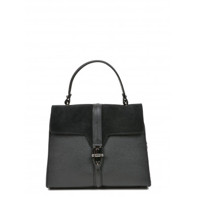 Handtasche N°1541 | Schwarz