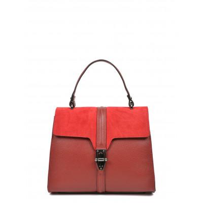 Handtasche Nr. 1541 | Rot