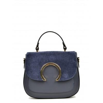 Handtasche N°3108 | Blau