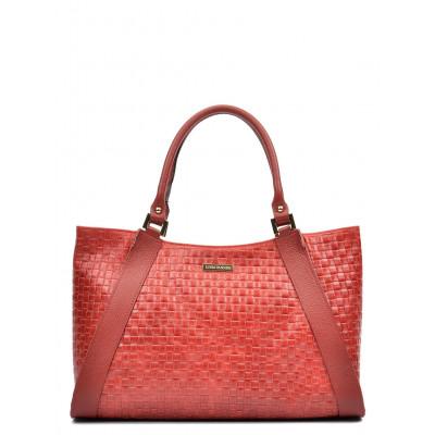 Handtasche N°8031 | Rot