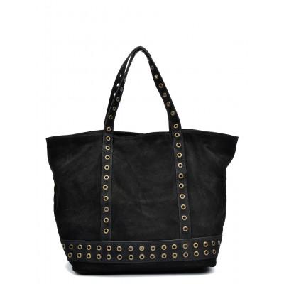 Einkaufstasche N°8075 | Schwarz