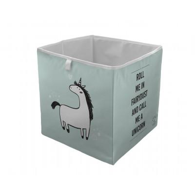 Storage Box Unicorn in Field