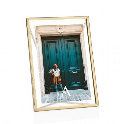 Fotorahmen   Gold   15 x 20 cm
