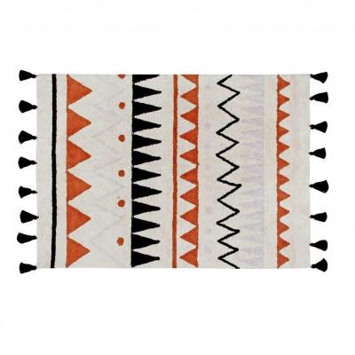 Teppich Azteca | Terracota