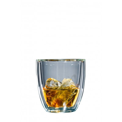 Glas blooWhisky